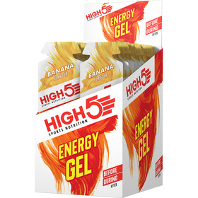High5 Energy Gel Box 20x40g Banana